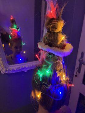 kerstboomkapsel