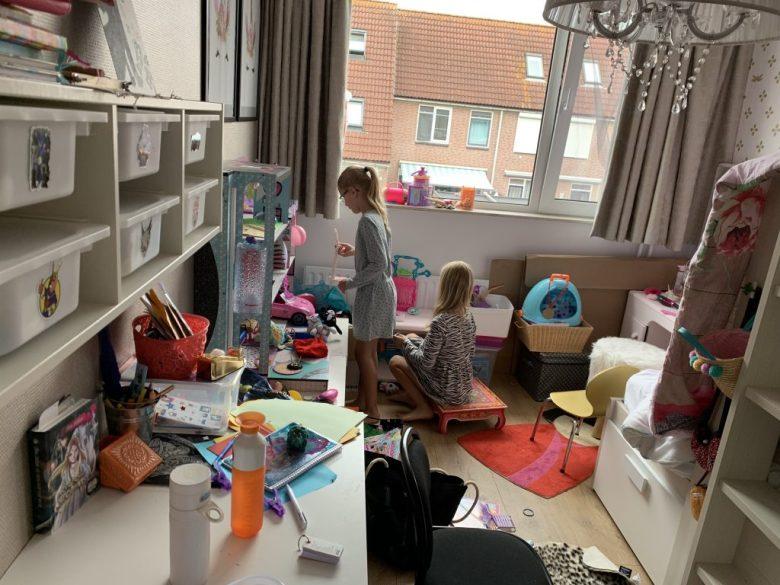 kamer opruimen
