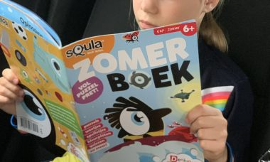 squla denksport junior puzzelboek