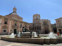 valencia citytrip plaza virgen