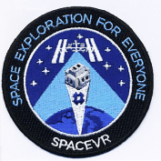 Space VR mission patch