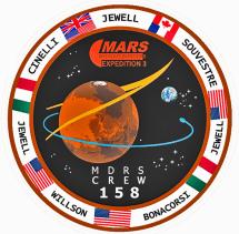 MDRS Crew 158 Draft 15OCT2015