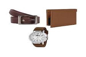 belt watches purse