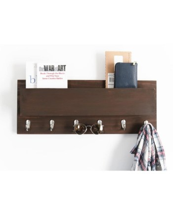 coat keychain rack k
