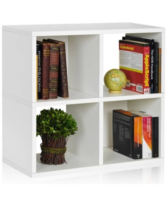Cubby Bookcase Storage h