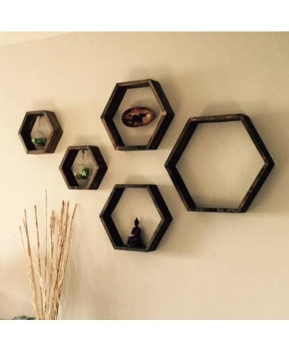 honeycomb wall decor 7