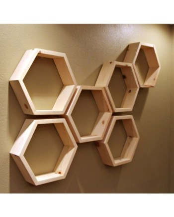 honeycomb wall decor 6