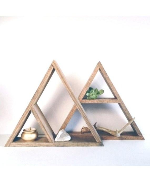 Triangle wall decor Design 6