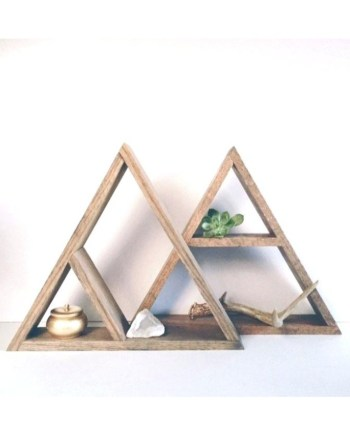 Triangle wall decor Design 6