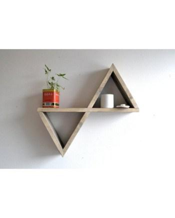 Triangle wall decor Design 7
