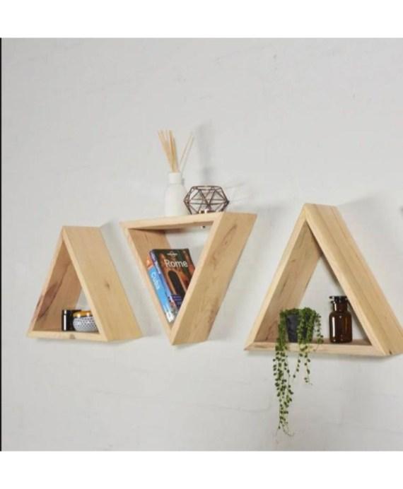 Triangle wall decor Design 8