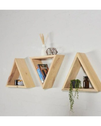 Triangle wall decor Design 8