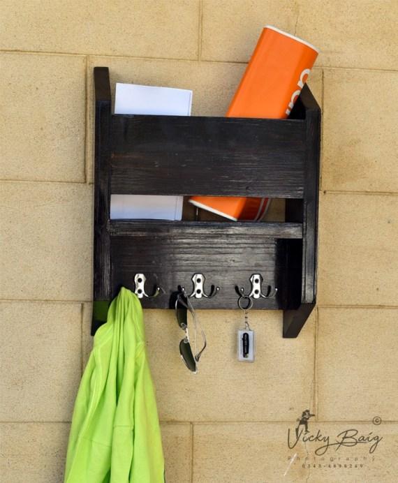 Dress hanging rack