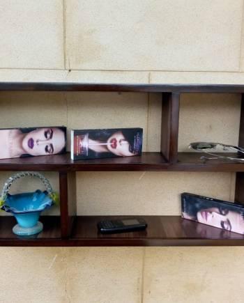 wall decor furniture shelf