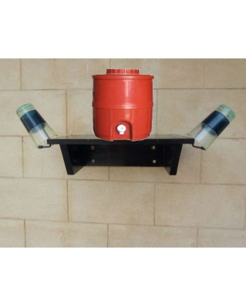Wall Hanging Water Cooler Stand