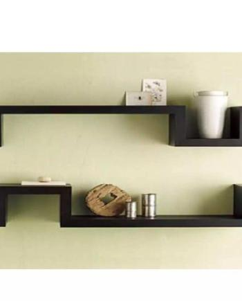 Wall Decor shelf original wood Polish