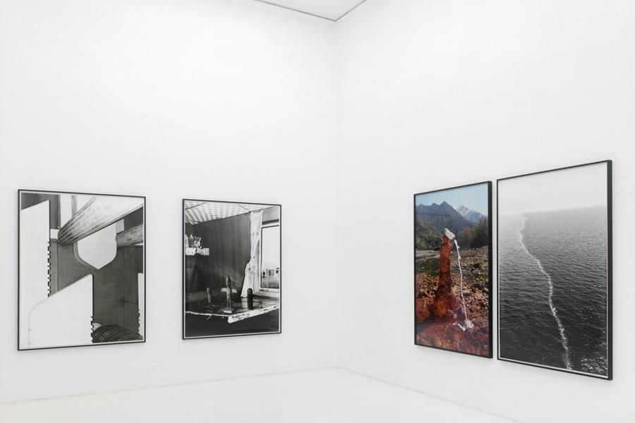 Ausstellungsansicht aus EURASIA