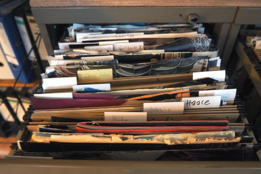 Archiv für künstlerische Arbeiten