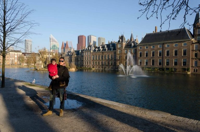 Binnenhof, La Haya, Marta Ahijado