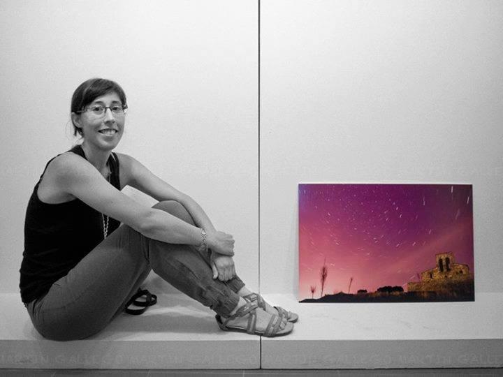 Exposición Sideral en el museo Torre Balldovina