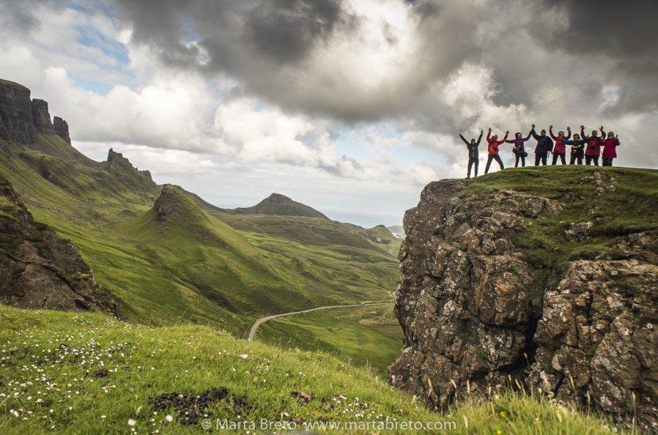 Viaje Fotográfico a Escocia 2017: Crónica y fotos