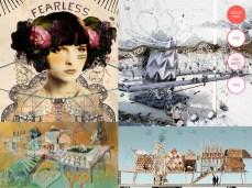 collage arquitectónico a través de prácticas sociales