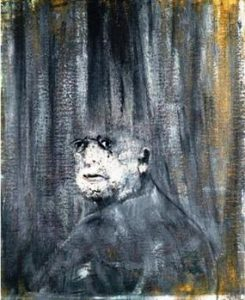 Head III, Francis Bacon
