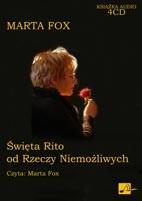 Święta Rito od Rzeczy Niemożliwych. Audiobook