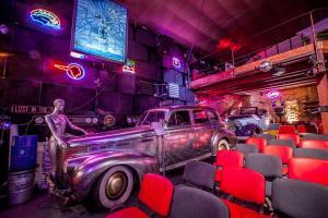 Próba w Old Timers Garage