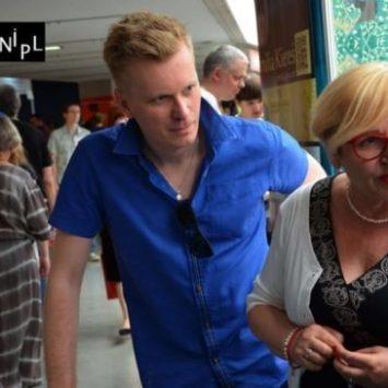 Kałuszyn. Spotkanie w Bibliotece: Marta Fox i Artur Gotz