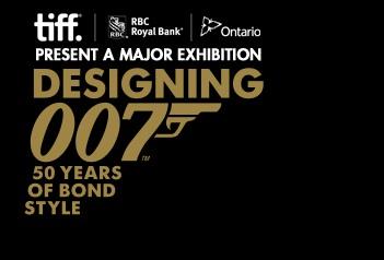 """Visita guiada de la exposición """"Designing 007: 50 years of Bond Style"""""""