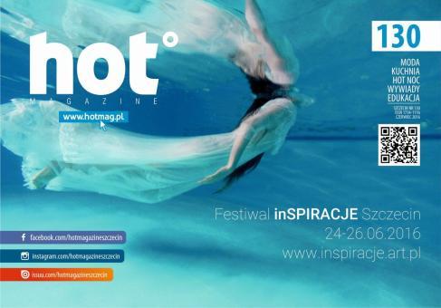 Hot Magazine Szczecin Marta Machej