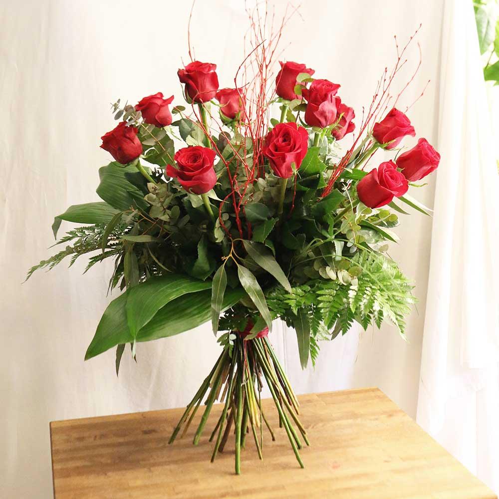 ram roses vermelles