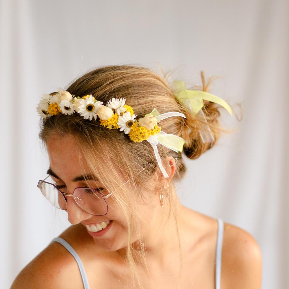 corona diadema flores martamajo flors