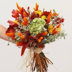 Ram Hortènsia amb flor liofilitzada