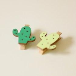 Pinça Cactus