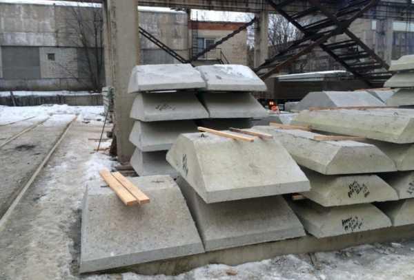 Фундаментные блоки фл – размеры, маркировка ...