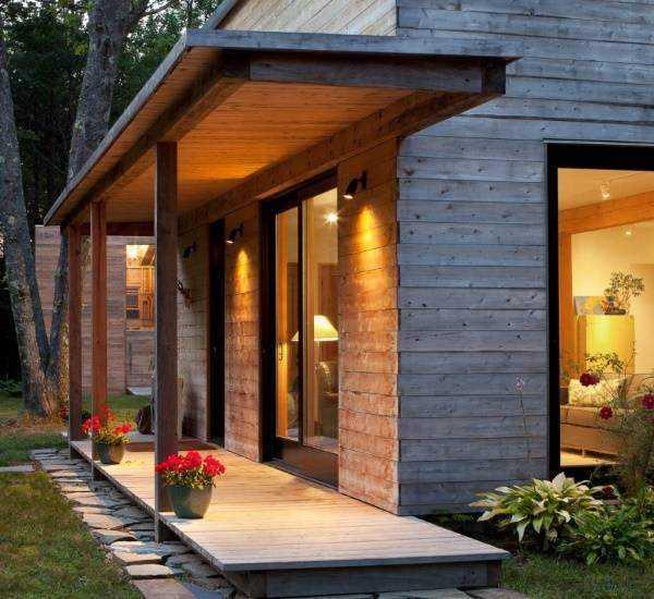 Крыльцо для частного дома фото из бетона – Крыльцо из ...