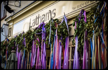 2016 Jack in the Green Latham's Ribbons small