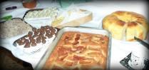Chá da tarde com bazar - as amigas oferecem sempre algo handmade para degustarmos!! fiz geleia de pimenta!! 5.out.2013