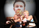 Rob Devlin and Kay Buttery - Super Size Me