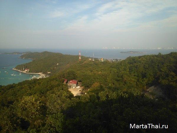 Паттайя остров Ко Лан