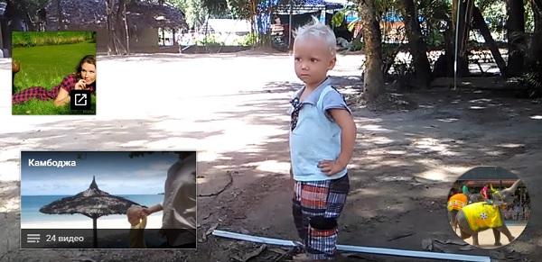 Эксплуатация детского труда в Камбодже
