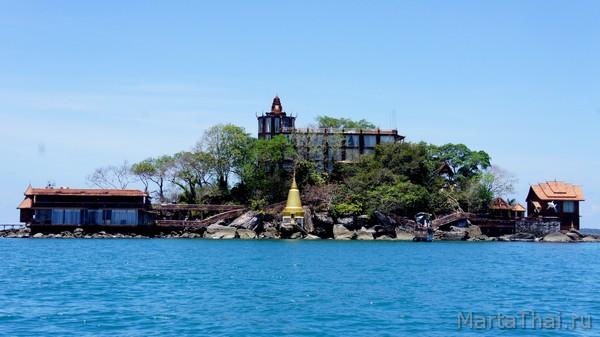 Ко Де Куль, остров Полонского в Камбодже