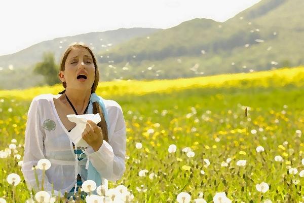 аллергия психосоматика причины