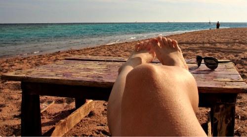 30 днів з життя моїх ніг