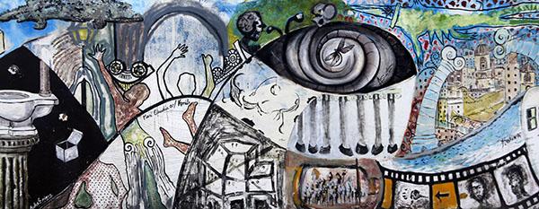 блог Марти Троцюк, графіті Куби16