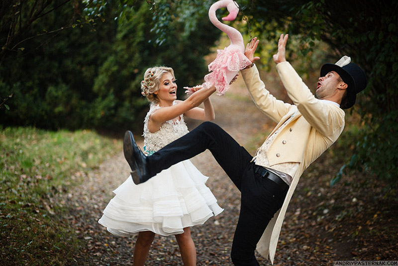 Незвичне українське костюмоване весілля  (фото звіт)