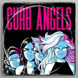 Curb Angels poster art