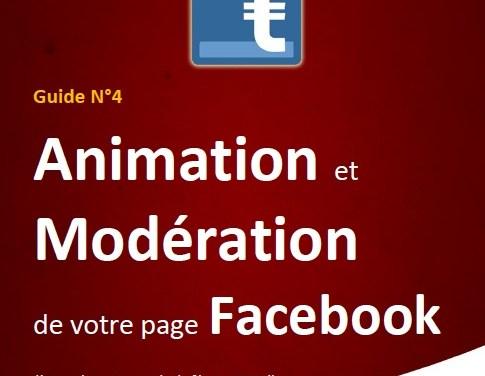Animation et Modération de page Facebook
